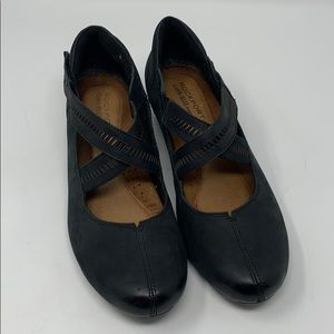 Rockport Cobb Hill Collection Janet Black Wedge